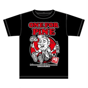 【Sのみラスト1枚!】ONE FOR PiNEイベントTシャツ