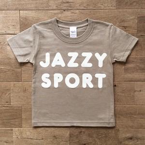 """【再入荷】JS """"Americana"""" ロゴ キッズ Tシャツ"""