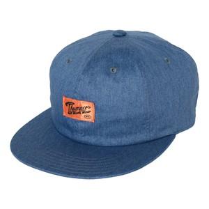 WORK LABEL CAP(BLUE)[TH9S-029]