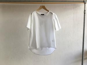 "semoh""Pullover Shirt White"""