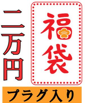 2021 セカンドステージ 2万円メガ盛プラグ入り福袋!