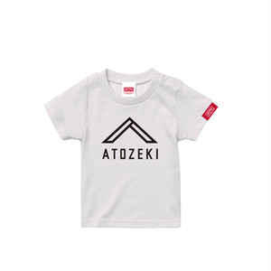 ATOZEKI-Tshirt【Kids】White