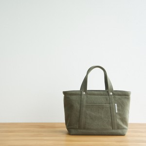 CANVAS TOTE FS / ARMY
