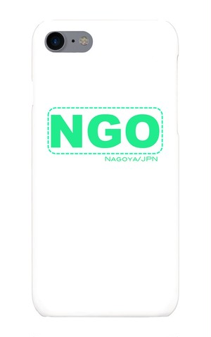 【iPhone7】NGO *Chubu Int'l Airport phone case 【スマホケース】