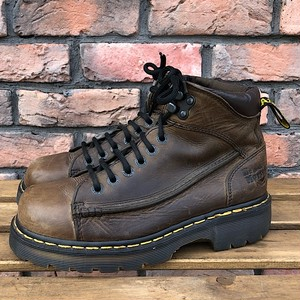 1990s Dr.Martens Monkey Style Boots Made In England UK7