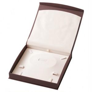 アクセサリー紙箱ネックレス マグネット付きボックス 10個入り MA-04-S