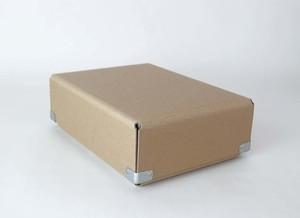concrete craft (コンクリートクラフト)BENT クラフト A5 W16,8 × D23 × H8cm パスコ ボックス ステーショナリー 機能性 収納雑貨 Craft One