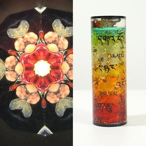 万華鏡 虹の星ショート(カレイドスコープ)AY111001