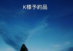 【K様ご購入予約品】