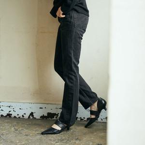 """""""Levi's""""501 black pants"""