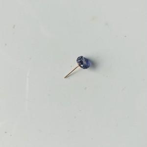 Iolite earring ②