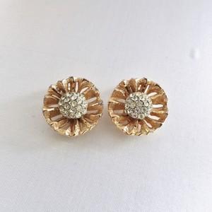 BSK vintage earrings1046