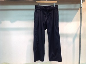 "40%OFF UNIVERSAL PRODUCTS.""RELAX WIDE PANTS NAVY"""