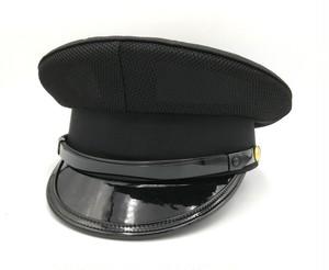 サイドメッシュ制帽 黒