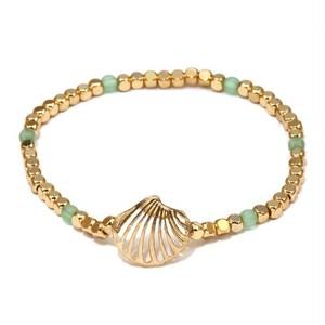 Metal Beads SEASHELL Bracelet (EB2084)