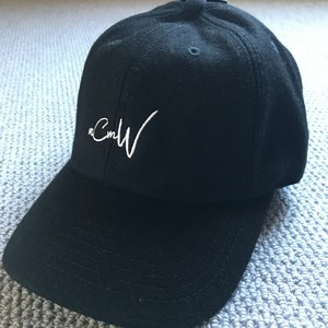"New!!《送料込》McMamWell Wool Cap ""Black"""