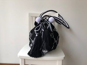 ワユーバッグ (Wayuu bag) Exclusive line Tote Lサイズ