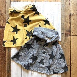 pony go round star sweat poncho