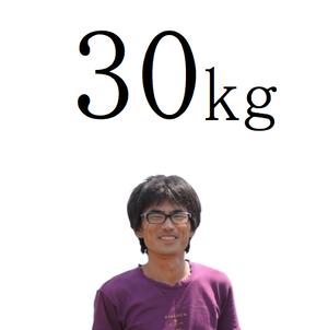 森下さんのお米 30k