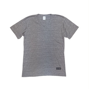 THURSDAY - t/d V-NECK TEE (Vintage Heather)