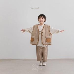 «先行予約割引» La camel classic pants 2color クラシックパンツ