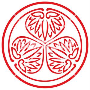 萬福寺 紋様落款 <MS020> 神紋・寺紋 はんこ (21mm 印鑑)