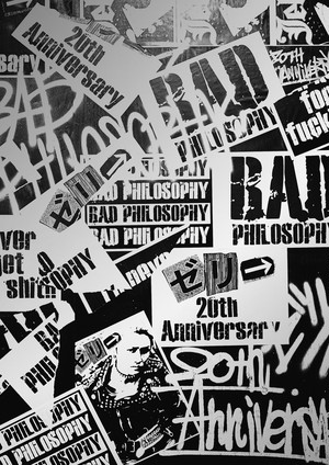 "ゼリ→ 20th Anniversary Live ""BAD PHILOSOPHY"" LIVE AT AKASAKA BLITZ<DVD>数量限定生産"