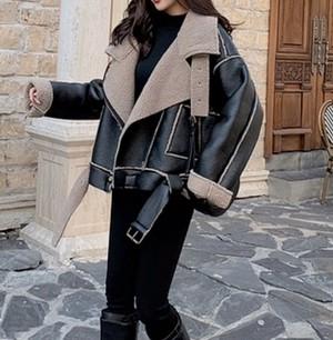 big silhouette coat