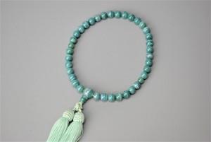 女性用念珠 縞瑪瑙
