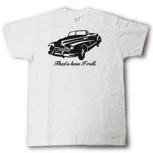 デザインTシャツ kick ass #5 白T