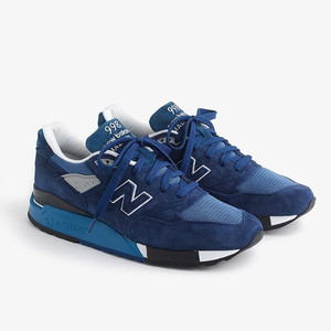 New Balance for J.Crew 998 -National Parks- (ブルー)