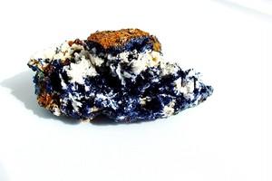 中国湖南省産 「アズライト原石」 最高級品質結晶 大サイズ 約170g