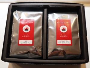 【ギフト】コーヒー豆2種詰め合わせセット