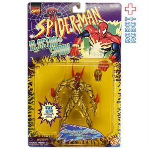 トイビズ エレクトロスパーク スパイダーマン スパーキングチェスト