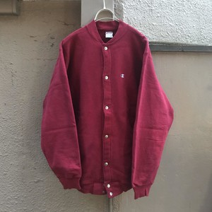 90s CHAMPION SNAP CARDIGAN