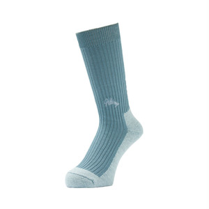 WHIMSY - EMJAY SOCKS (Steel Blue)