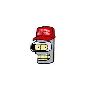 "Mover&Shaker""BENDER PIN"""