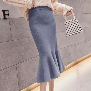 fish tail skirt 3color