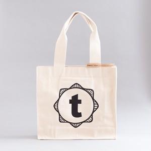 タラブックス トートバッグ ロゴ