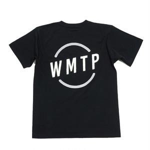 WMTP CiRCLE T-shirt BLK