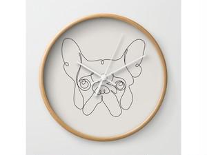 フレブル掛け時計