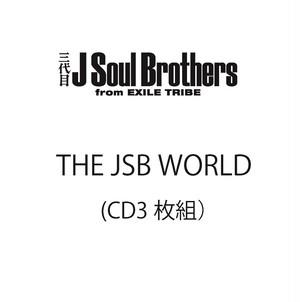 【予約商品】THE JSB WORLD 3/29発売予定