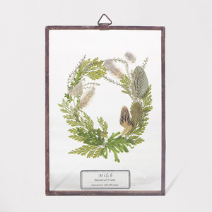 Botanical Frame S031 - Copper