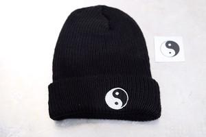 """T & B """"Yin Yang Knit Cap"""" ☯️"""