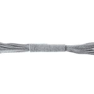 新品 FIELD RECORD FR-dyneema reflective guyline・silver / FRダイニーマ リフレクティブ ガイライン・シルバー