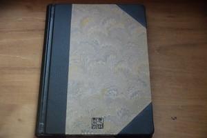 恩田製本所 特製ノートブック 限定一部本  ver.14