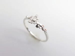grani~粒々~silver ring