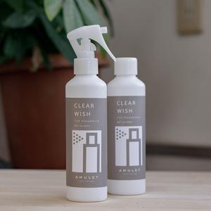 CLEAR WISH  -除菌水- 200ml