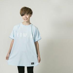 Big Silhouette T-shirt Sherbet blue
