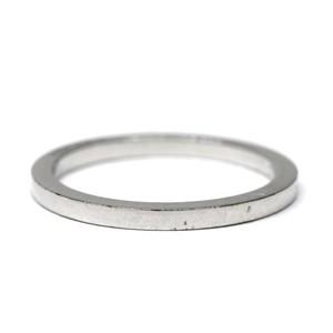Hermès Vintage Platinum Ring